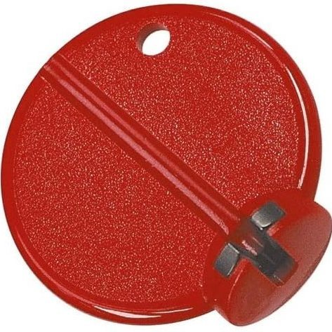 Spokey Nippelspanner rot 14G 2mm Speichen, 3,25mm, Nipple Wrench red